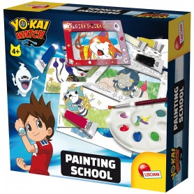 YOKAI WATCH PAINTING SCHOOL