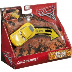 CARS CRAZY 8 RACERS 1:55
