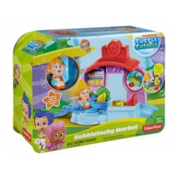 BUBBLE GUPPIES CUCCIOLO+PERS.