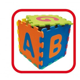 TAPPETINO PUZZLE LETTERE
